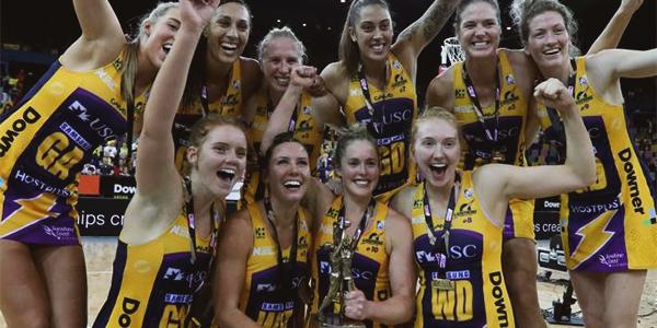 New Teams Surpass Longstanding Ones with Super Netball 2018 Odds