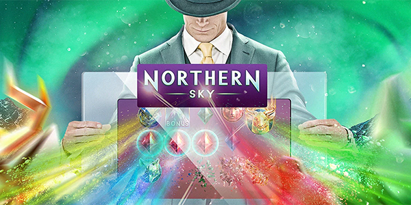Win 100 Northern Sky Free Spins at Mr Green Casino