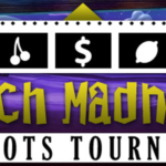 Join March's Online Slot Tournament at Vegas Crest Casino