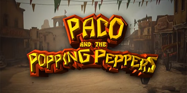 Paco and the Popping Peppers free spins