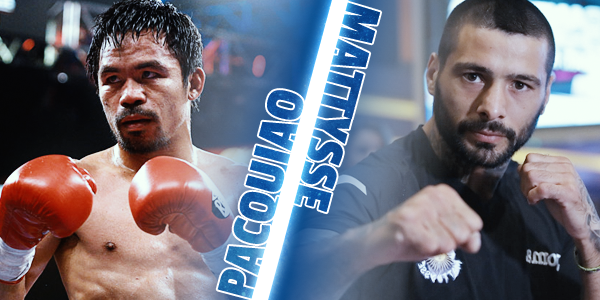 Manny Pacquiao v Lucas Matthysse boxing preview