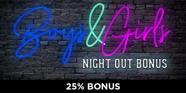 Collect a 25% Reload Bonus at Omni Slots on the Weekend