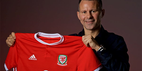 Ryan Giggs Becomes the New Wales Manager