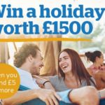 Win a Holiday Voucher Worth GBP 1,500 at The Health Lottery!
