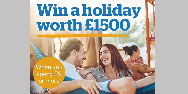 The Health Lottery Holiday Giveaway