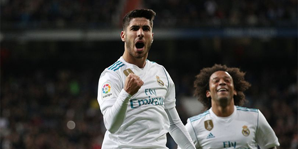Bet on Asensio to Stay at Real Madrid