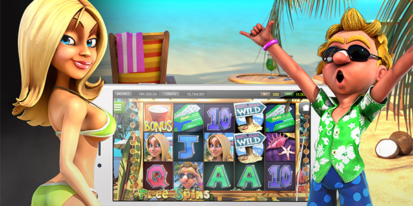 bonus spins at Vegas Crest Casino