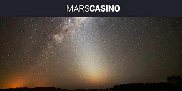 extended Mars Casino welcome package