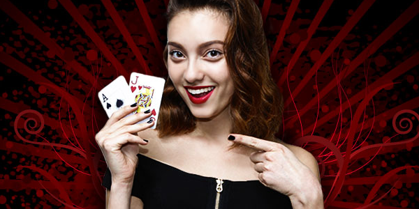 blackjack bonus card