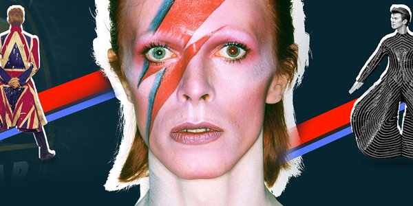 win a signed David Bowie vinyl
