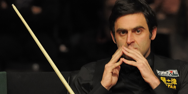 Ronnie Sets Out to Defend Winner of 2018 Masters Title