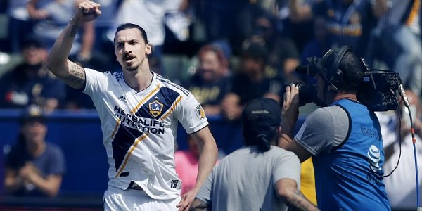 Zlatan Ibrahimovic USA LA Galaxy