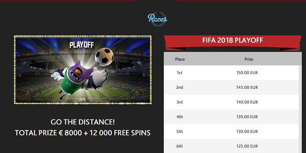 7Bit Casino World Cup Races Tournament