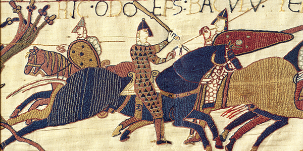 Bayeux Tapestry to display in UK