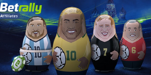 Betrally Sportsbook World Cup Promotions