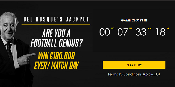 Bwin Sports World Cup Jackpot
