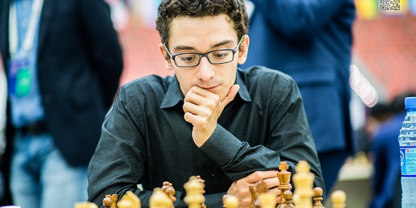 Fabiano Caruana Chess Master Flickr