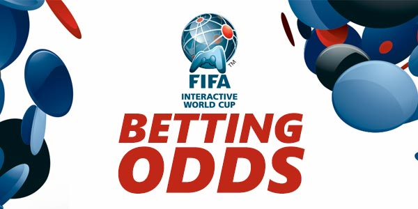 FIFA Interactive World Cup 2018 Odds