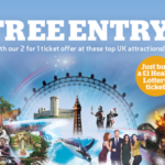 Win Thorpe Park Tickets with The Health Lottery!