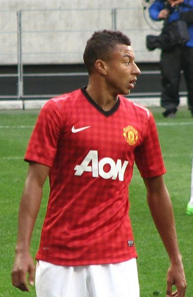 Jesse Lingard at the World Cup