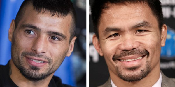 Matthysse vs Pacquiao betting odds