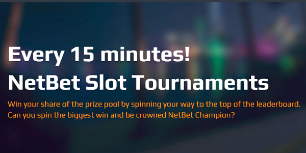 NetBet Casino Free Spins Tournaments
