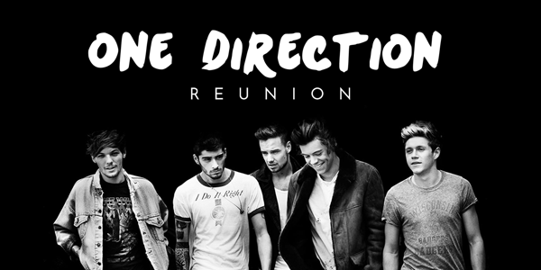 One Direction Reunion Odds