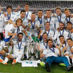 Real Madrid Win the Champions League with a 3-1 Victory over Liverpool in the Final