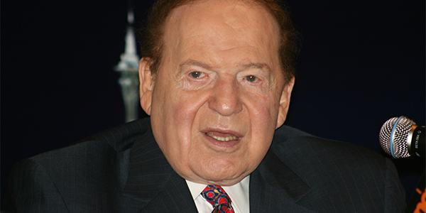 Sheldon Adelson And Las Vegas Bet On Big Bradbury Ball