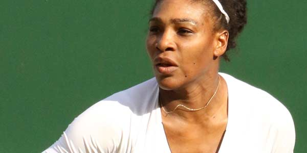 Why You Should Still Bet on Serena Williams