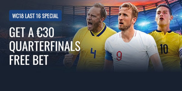 10Bet Sportsbook QF Free Bets