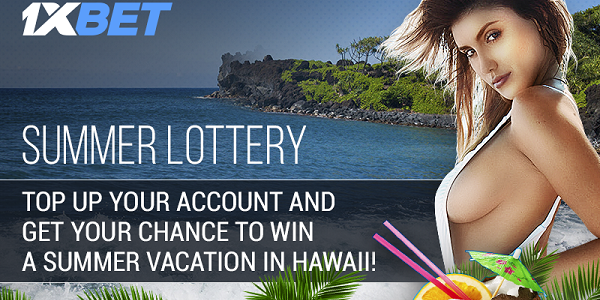 Would You Like to Win a Trip to Hawaii?