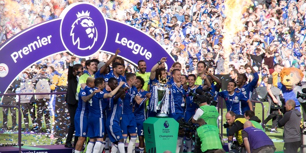Chelsea Premier League Winner 2017