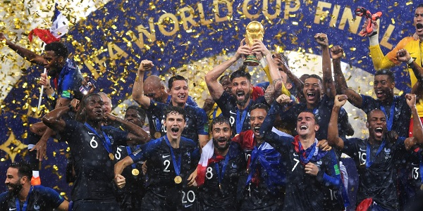 France World Cup 2018 Winners