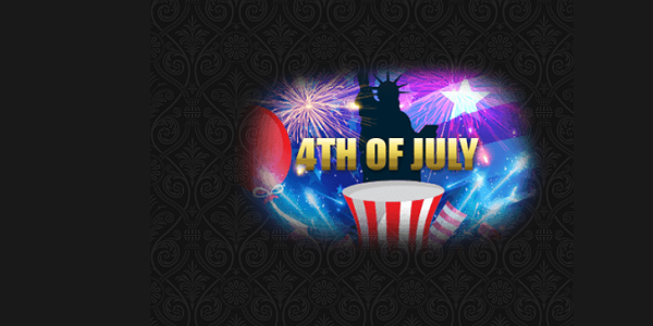 Intertops Casino Free Spins Independence Day