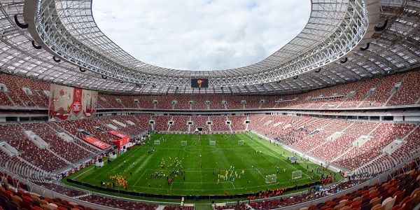 Luzhniki Stadium World Cup 2018 Final Stadium