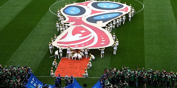 World Cup 2018 Opening Ceremony