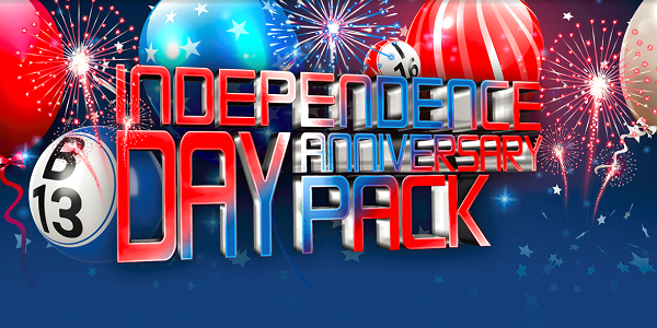 Bingo Hall Independence Day Promotions