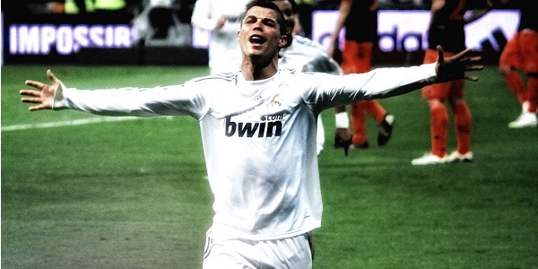 Cristiano Ronaldo Real Madrid 2009