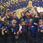 France Win 2018 World Cup in Russia, After Overcoming Croatia 4-2 in the Final