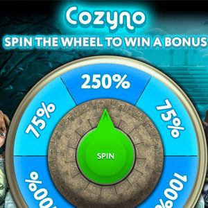 Enjoy a Deposit Match and 50 Free Spins at Cozyno Casino