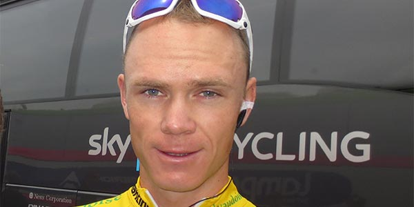Odds on Chris Froome