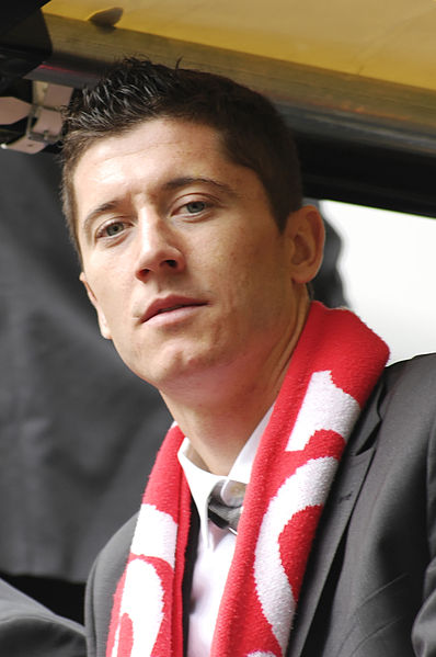 Lewandowski transfer odds