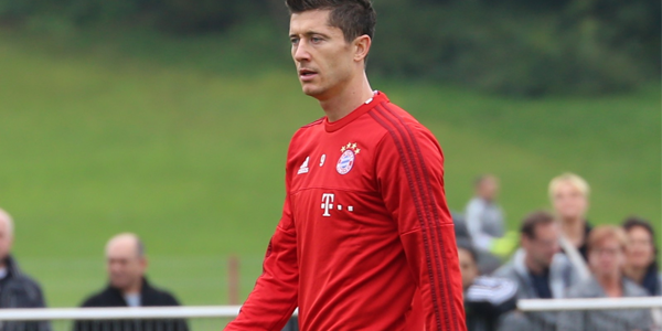 Lewandowski's transfer odds
