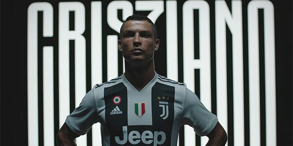 Ronaldo at Juventus