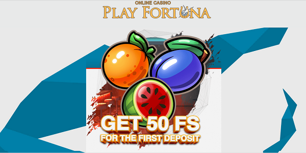 PlayFortuna Casino First Deposit Free Spins