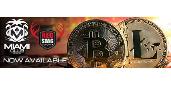 Miami Club Casino Cryptocurrency Deposit Promo