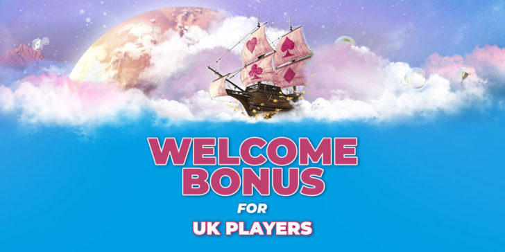 18+. New Players from the United Kingdom only. Minimum deposit is £10. Bonus spins expire in 48 hours after being credited. eWallet deposits don't qualify for the bonus. T&Cs apply.