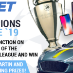 Win an Aston Martin or Other Amazing Prizes with 1xBET Sportsbook's UCL Prediction Game