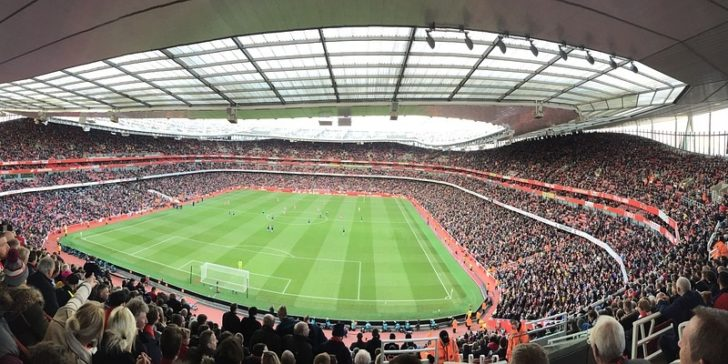 Arsenal Stadium Vbet Giveaway
